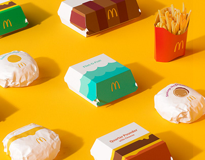 McDonald's Global Packaging Redesign