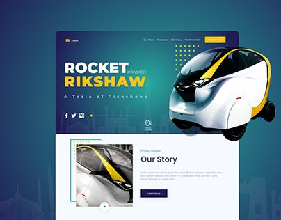 Rocket Rikshaw