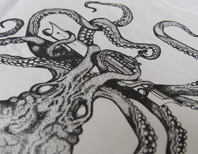 Oxxxymiron Octopus t-shirt