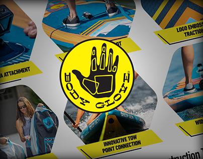 2022 Body Glove Performer Landing Page