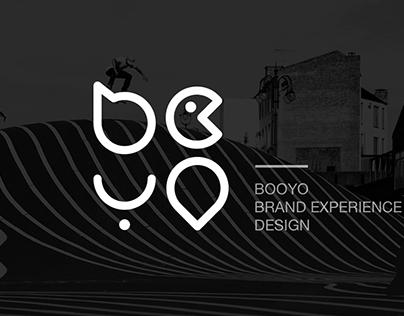 BOOYO Brand Experience Design