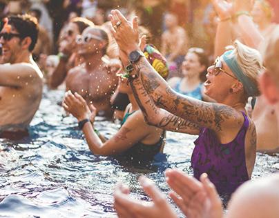 Jai Thep Pool Party