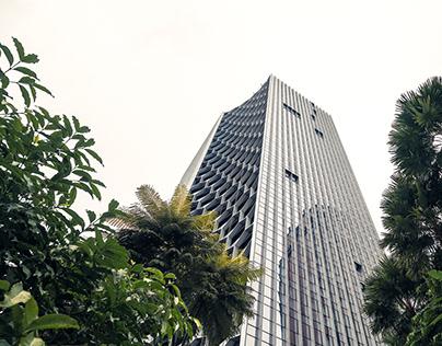 DUO Towers, Singapore