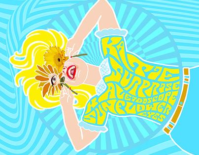 Katie Surprise Kaleidoscope Sunflower Eyes