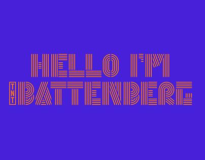 TNT Battenberg
