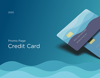 Credit Card Website
