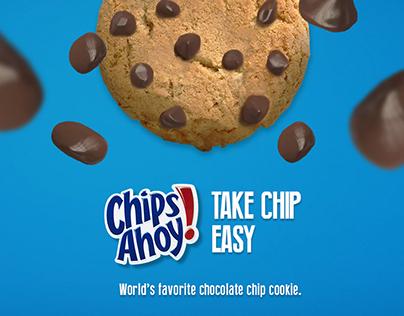 Chips Ahoy! - Social Media