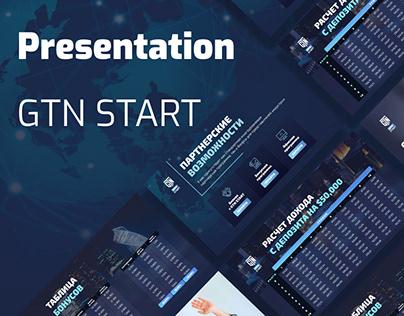 Design of Presentation for an Affiliate Program