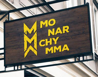 Momarchy MMA - Branding/Identity Design