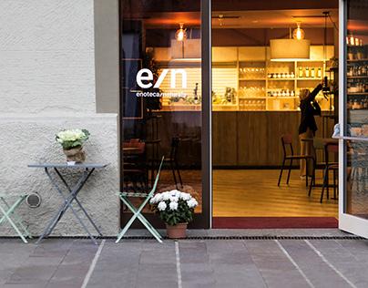 enoteca/naturale | Brand identity