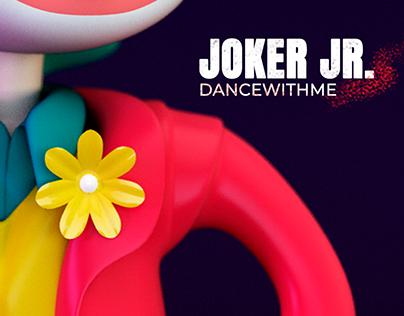 Joker dancer