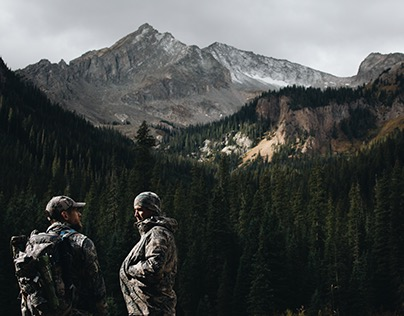 Bowhunting the Maroon Bells