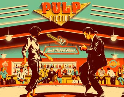 Jack Rabbit Slims x Pulp Fiction