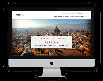 Pistoia Capitale Italiana della Cultura 2017