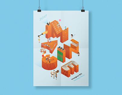 Imagine RIT 2017 | Poster Design