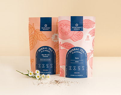 Herbal Tea Packaging