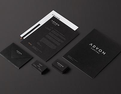 Identity Design for Advon Capital
