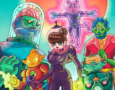 Neon Saga All Star|霓虹薩迦全明星