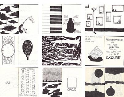 Thinking Sketchbook (2014-2017)