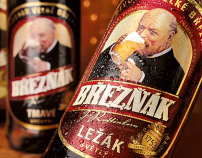 Breznak beer / Březňak