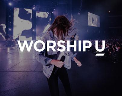 WorshipU Rebrand