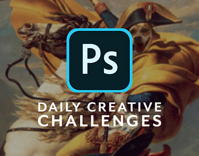 Photoshop Daily Creative Challenges