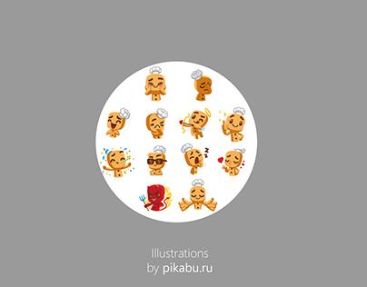 Animated Telegram Stickers