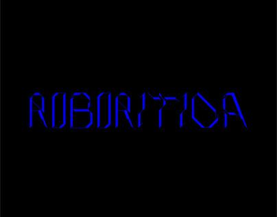 Free Font: Roborotica