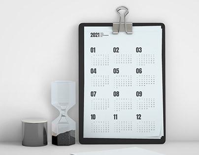 2021 plakatkalender