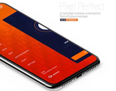 IOS & Android app UX/UI