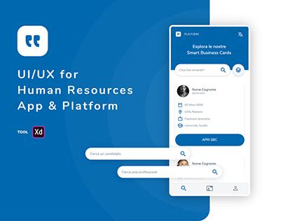 Speechannel • App & Platform | UI/UX Design