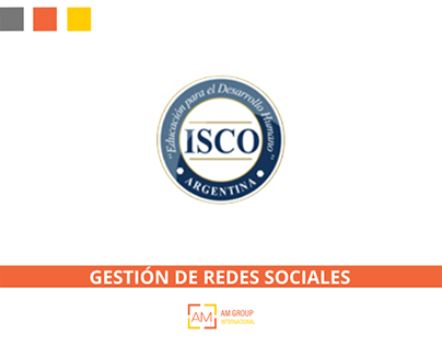 ISCO - RRSS