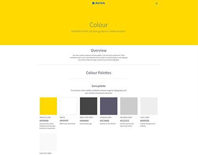 Aviva Digital Design Hub