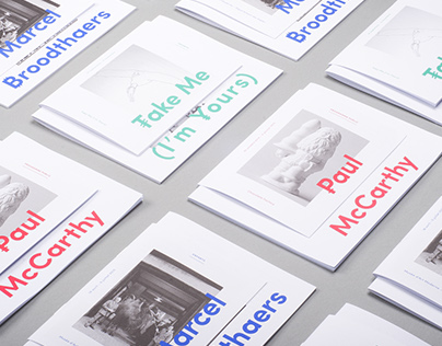 Monnaie de Paris - Exhibition Guides