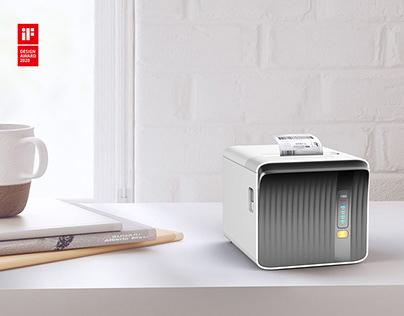 Portable printer P80