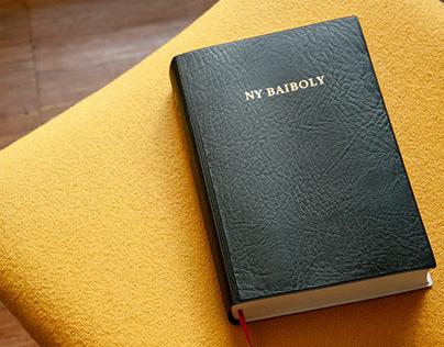 Ny Baiboly, editorial design