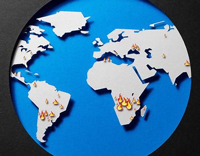 World Fire Map