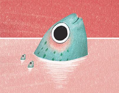 Little Fish, Big Fish - Children's Book
