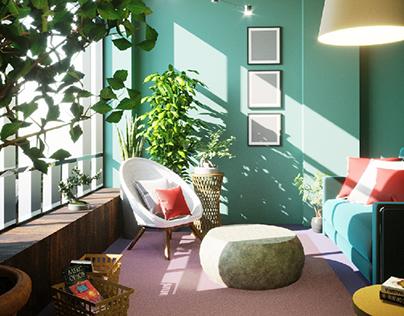 Interior-details-visualisation