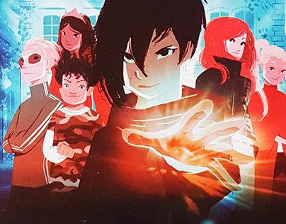 Super Heroes vol 01