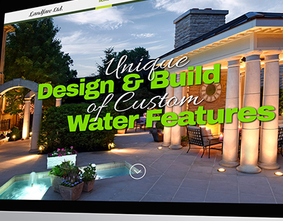 Landfare Ltd Website