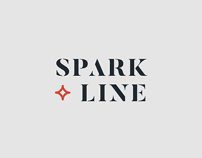 Sparkline Strategies Logo Design