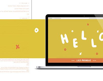 Project 2 | Page Design & Development