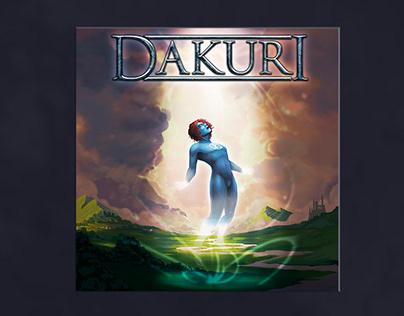 Ilustración CD Album DAKURI