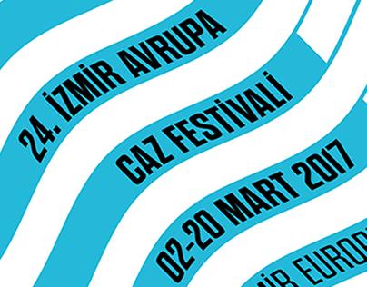 Izmir Jazz Festival - Poster Design