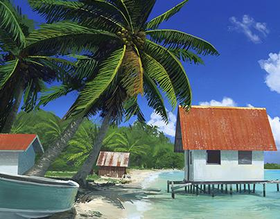 Paradise Beach II
