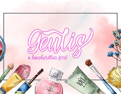 Geulis Free Font