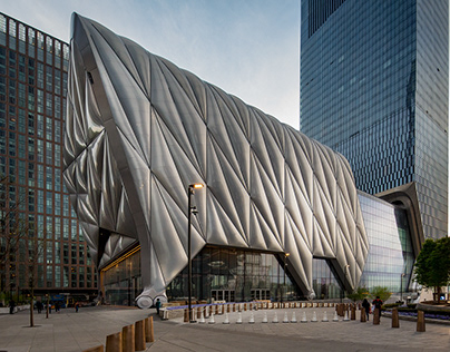 The Shed, NYC, Diller Scofidio + Renfro