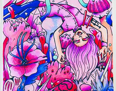 chromatica doodle ⚔️