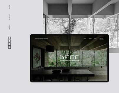 DEGO studio web